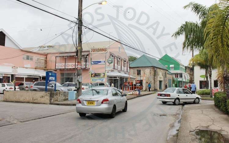 Several residents were going about their usual shopping and other errands while most businesses were up and running in the north of the island today.
