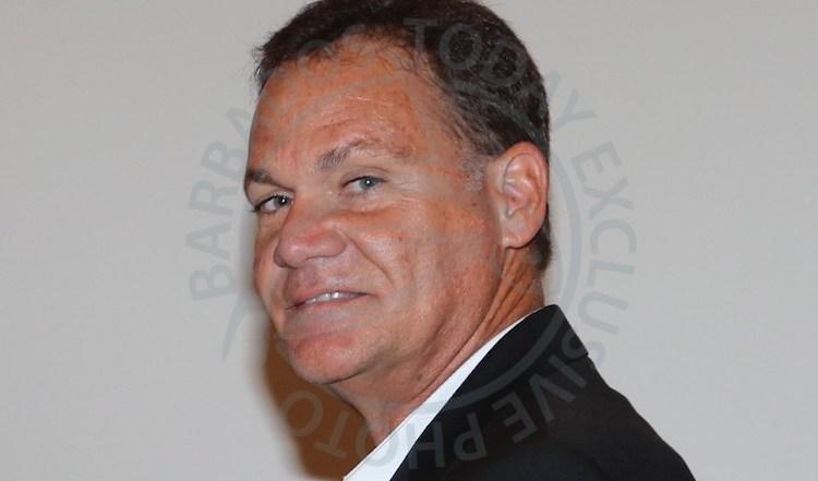 SBA President Dean Straker