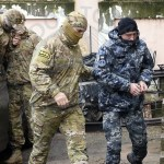 WORLD - Russia starts prosecuting Ukrainians after sea clash