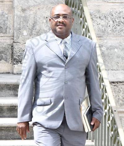 Attorney-at-law Neville Reid
