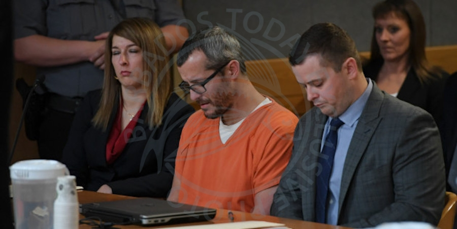 USA - Watts sentenced for 'inhumane' killings of daughters and pregnant wife