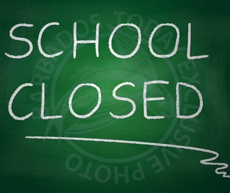 Blackman and Gollop Primary School closed Monday