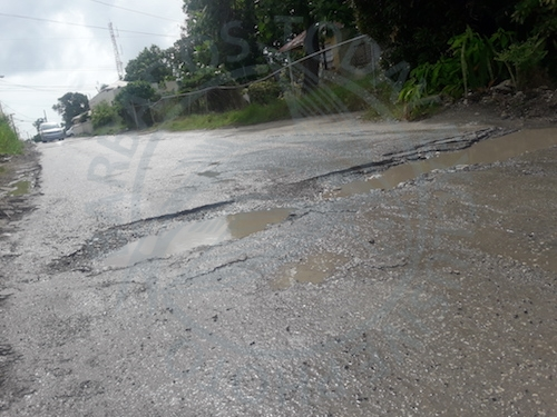 Residents at Flagstaff main road are calling for delayed road works to be completed so that they can once again have easy access to their homes.Residents at Flagstaff main road are calling for delayed road works to be completed so that they can once again have easy access to their homes.