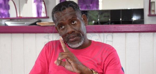 Forty-five year old Haitian Evans Marcellin, who has been living in Barbados for most of his life, wants Barbadians to embrace his countrymen.