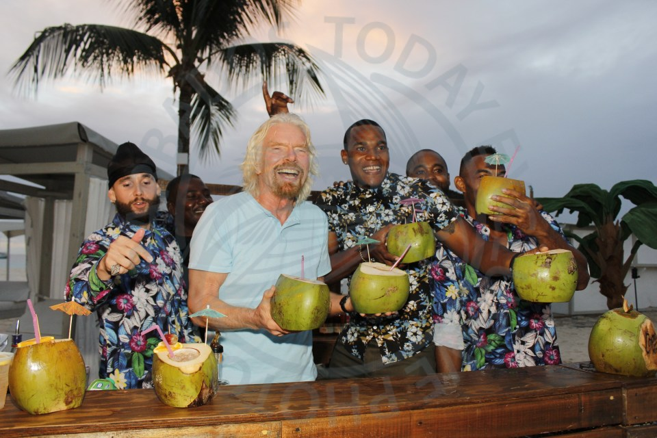 Virgin launches first-ever Departure Beach location in Barbados