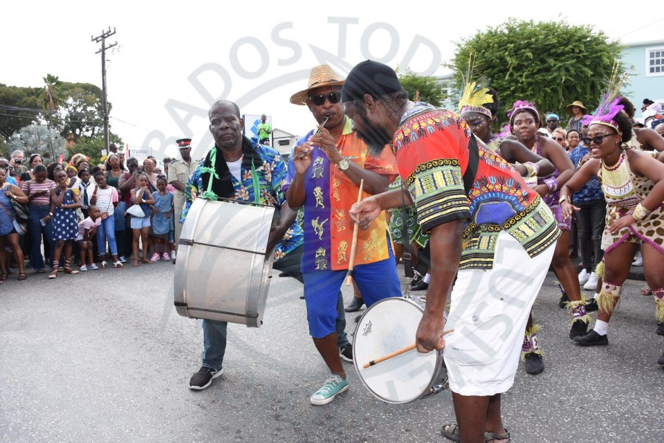 Organisers pleased with response to week-long Holetown Festival