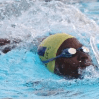 SWIMMING-CARIFTA-Five records fall as Bahamas, Jamaica create stir