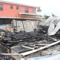 Bush Hall residents tried to save neighbours from burning house