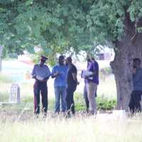 Body found at Westbury Cemetery