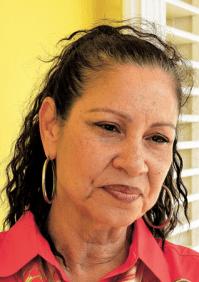 Mary Redman, head of the BSTU