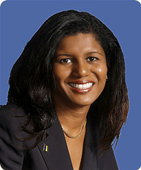 Esther Byer, Minister of Labour