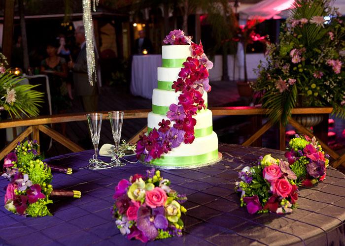 Barbados Wedding Cakes