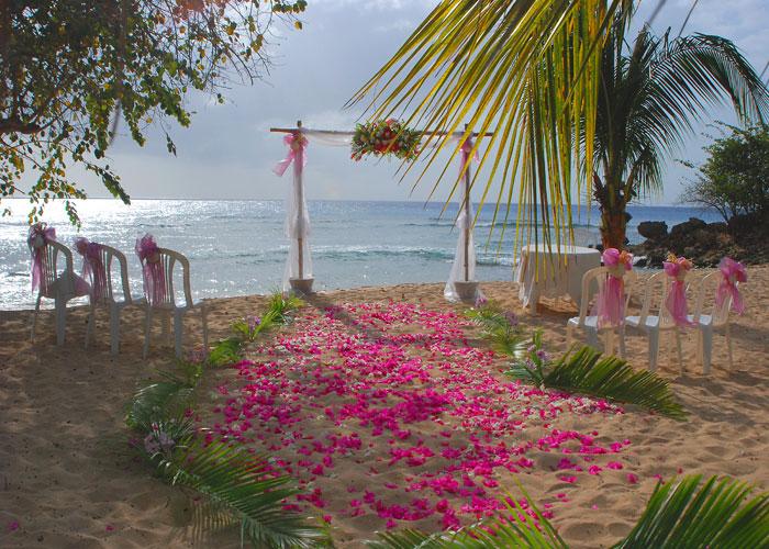 Barbados Wedding Flowers Services