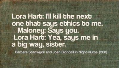 Night Nurse (1931)