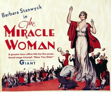 The Miracle Woman (1931) | Barbara Stanwyck