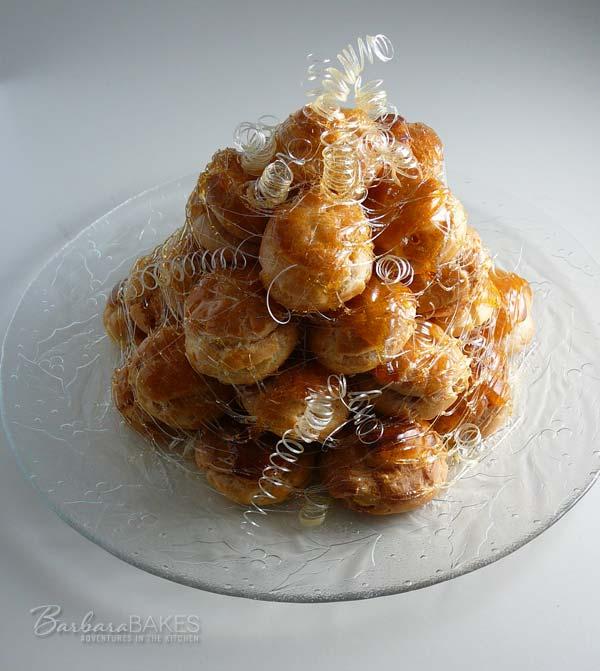 Croquembouche-3-Barbara-Bakes