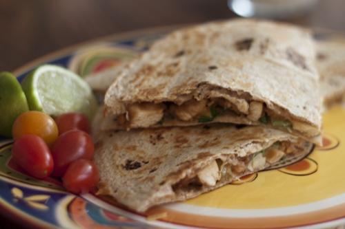 Thai-Chicken-Quesadillas-plated-2.
