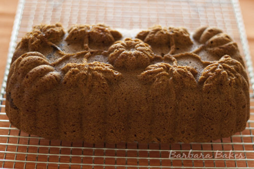 Pumpkin Nutella Bread