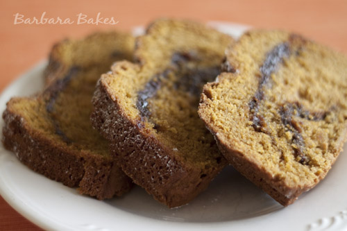 Pumpkin-Nutella-Swirl-Bread