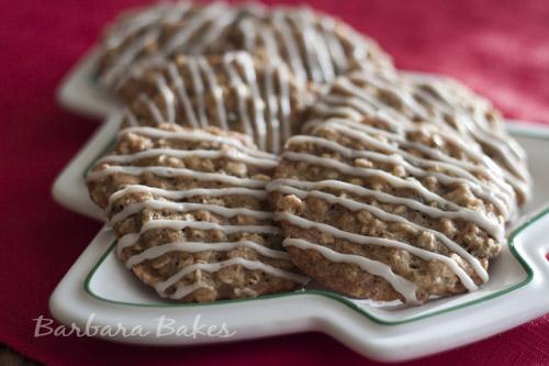 Iced-Oatmeal-Applesauce-Cookies