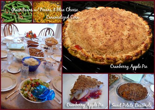 Thanksgiving-2009 collage