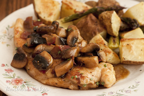 Chicken-Marsala-plated