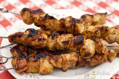Chicken-Kabobs-with-Orange-Teriyaki-Glaze