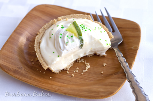 Whipped-key-lime-tart-serving