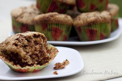 Cinnamon-Zucchini-Muffin