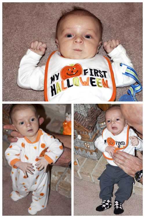 Evan-1st-Halloween-Collage