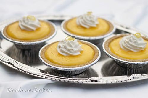No-Bake-Mini-Lemon-Cream-Cheese-Pie-Barbara-Bakes-Tray