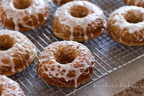 Baked-Lemon-Donuts