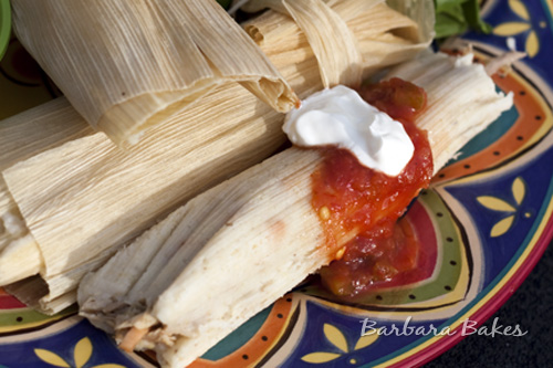 Green-Chile-Pork-Tamales