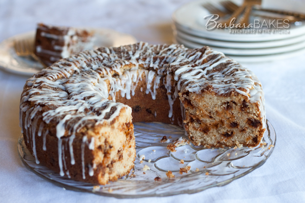 Snickerdoodle Coffee Cake | Barbara Bakes