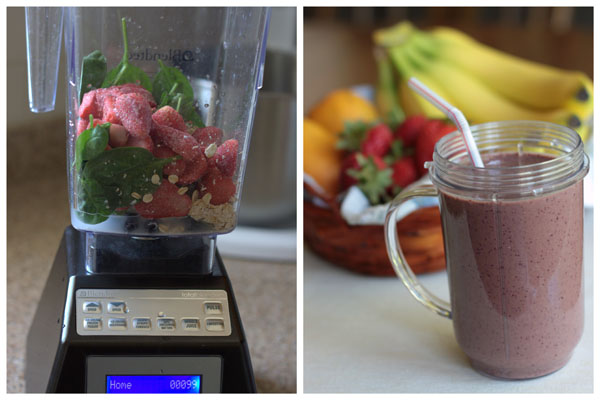 Berry-Yogurt-Smoothie-Collage