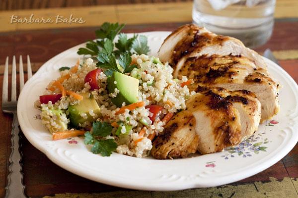 Quinoa-Tomato-Avocado-Salad-Barbara-Bakes
