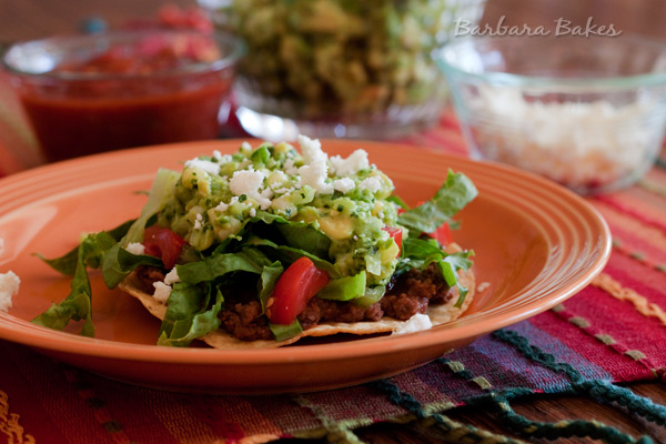Black-Bean-Tostadas-with-Sweet-Corn-Guacamole-2