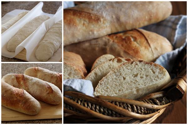 Making Julia Child's French Bread recipe - Barbara Bakes