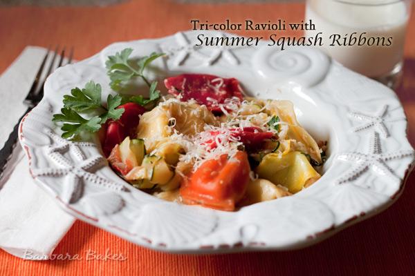 Ravioli-with-summer-squash-ribbons-barbara-bakes