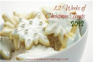 12 Weeks of Christmas Treats 2012
