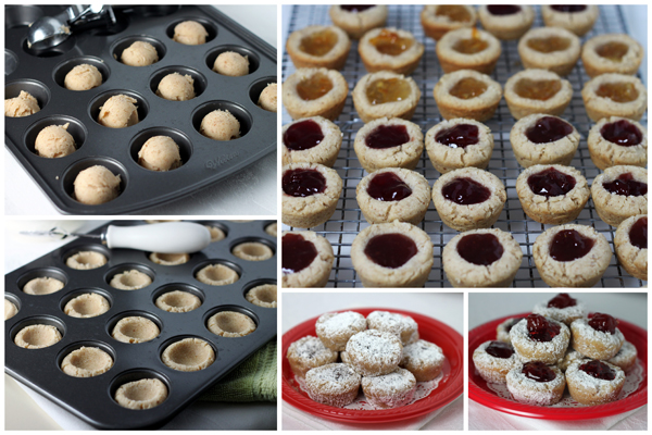 Jam-Filled-Pecan-Snowbal-Cookies-Collage-Barbara-Bakes