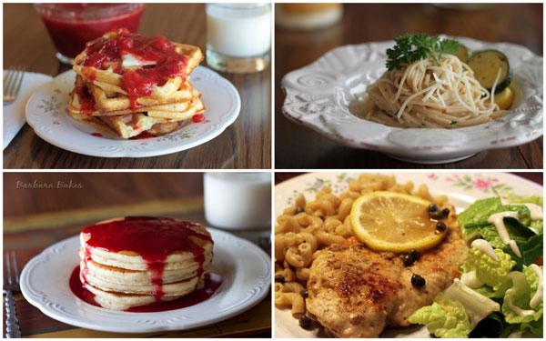 Lemon-Ricotta-Waffles-Collage-Barbara-Bakes