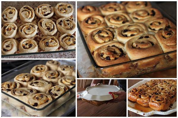 Orange-Honey-Sticky-Buns-Collage-2-Barbara-Bakes