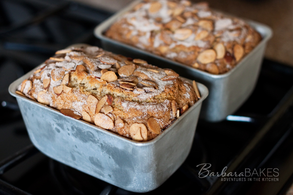 Cardamom-Orange Coffee Cake Recipe | www.barbarabakes.com