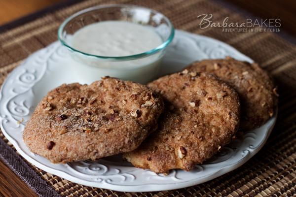 Crispy Cinnamon Rounds Recipe | BarbaraBakes.com