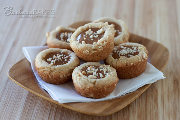 Caramel-Cashew-Cookie-Cups-Barbara-Bakes