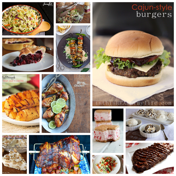 Collage for Labor-Day-Recipe-Roundup