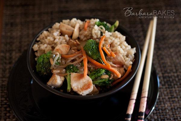 Featured Image for post Szechwan Chicken Stir Fry