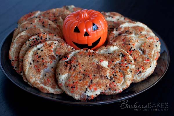 Halloween-Snickerdoodles-Barbara-Bakes