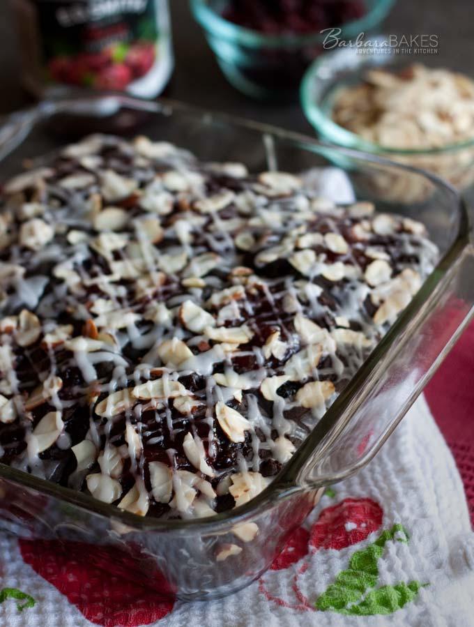 Chocolate Chocolate Chip Cherry Sweet Roll Recipe